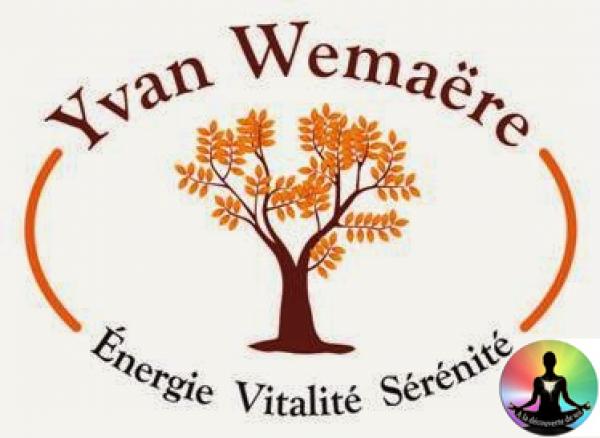 Yvan Wemaëre, instructeur en méditation de pleine conscience