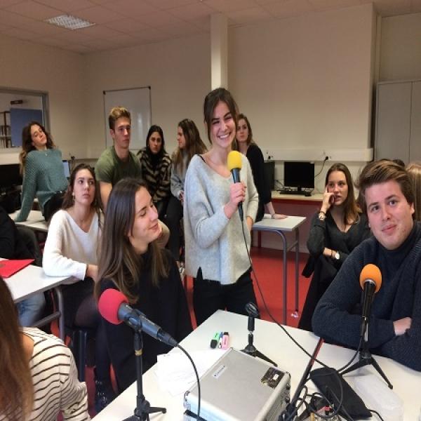 Les Médias, le journalisme et l'image en 2nde Littérature et Société